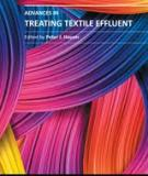 ADVANCES IN TREATING TEXTILE EFFLUENT