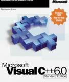 Lập trình về Windows với MFC Microsoft Visual C++ 6.0 - Lê Ngọc Thạnh