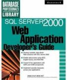 Web Application Developer's Guide