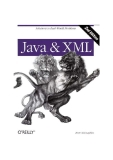 Java & XML, 2nd Edition