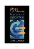 Software Fault Tolerance Techniques and Implementation