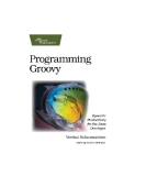Programming Groovy