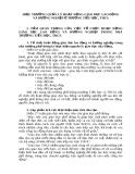 HIỆU TRƯỞNG QUẢN LÝ HOẠT ĐỘNG GIÁO DỤC LAO ĐỘNG  VÀ HƯỚNG NGHIỆP Ở TRƯỜNG TIỂU HỌC, THCS