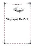 bài giảng:  công nghệ WIMAX