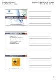 Bài giảng Quản trị rủi ro tài chính: Bài 1 TS. Nguyễn Khắc Quốc Bảo
