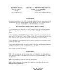 Quyết định số 1155/QĐ-BTTTT