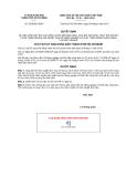 Quyết định số 3033/QĐ-UBND