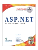Book: AS P.NET Web Developer's Guide