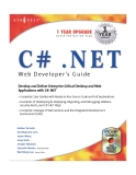 C# . N ET Web Developer's Guide