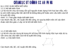 Chương 1 Cấu tạo hình học của hệ phẳng