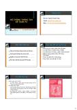 Hệ thống thông tin kế toán (P3) - GV Nguyễn Thanh Tùng