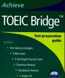 Ebook Achieve Toeic bridge