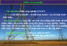 Tổng quan điện công nghiệp