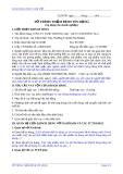 Tờ trình thẩm định tín dụng (Áp dụng cho doanh nghiệp)