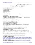 Tờ trình thẩm định tín dụng (Áp dụng cho cá nhân không SXKD)