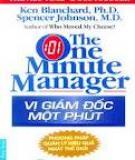 Vị giám đốc một phút (The one minute manager)