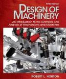 Design of Machinery
