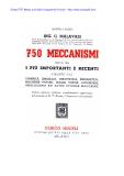 750 MECCANISMI