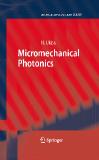 Microm echanical hotonics