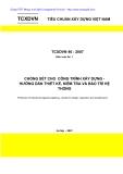 Tiêu chuẩn xây dựng Việt Nam - TCXD 46:2007