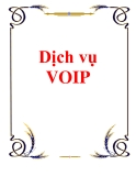 Dịch vụ VOIP