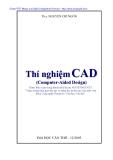 Thí nghiệm CAD_Th.s. NGUYỄN CHÍ NGÔN