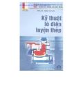 Kỹ thuật lò điện luyện thép_ ĐH Bách khoa hà nội