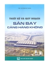 thiết kế và quy hoạch sân bay cảng hàng không - pgs.ts. phạm huy khang