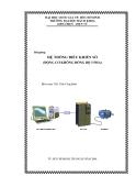 Bài giảng Hệ thống điều khiển số ( động cơ không đồng bộ 3 pha) Ths Trần Công Bình