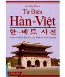 Từ điển ngôn ngữ tiếng Hàn - tiếng Việt