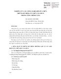 Báo cáo khoa học: NGHIÊN CỨU CÁC CÔNG NGHỆ MỚI SỬA CHỮA NHỮNG HƯ HỎNG CỦA KẾT CẤU BTCT TRONG CÔNG TRÌNH CẢNG