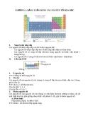 Chương 2 : bảng tuần hoàn các nguyên tố hóa học