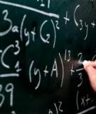 Phương trình tham số  - Sự  tương giaogiữa (D) & (P) 1.