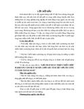 """Báo cáo đề tài:""""GIẢI PHÁP HOÀN THIỆN CHIẾN LƯỢC MARKETING CHO DỊCH VỤ SỬA CHỮA MÁY TÍNH TẬN NƠI CỦA CÔNG TY TNHH THÀNH DANH"""""""