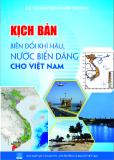 Kịch bản biến đổi của khí hậu nước biển dâng cho Việt Nam