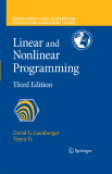 david g luenberger yinyu ye linear and nonlinear programming international series in operati