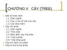 Chương 5: Cây ( Tree)