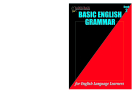 BASIC ENGLISH GRAMMAR FOR ENGLISH LANGUAGE LEARNERS - BOOK 2