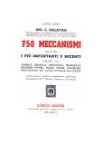 750 MECCANISMIS
