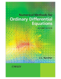 Numerical Methods for Ordinary Differential Equations Numerical Methods