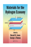 Materials for the Hydrogen Economy Edited by Russell H