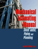 Mechanical Estimating ManualSheet Metal, Piping and Plumbing