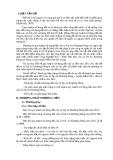 """Báo cáo đề tài """"Đánh giá hiện trạng sử dụng đất đai so với kế hoạch quy hoạch sử dụng đất đến năm 2015 của xã Tạ An Khương Đông – huyện Đầm Dơi – tỉnh"""""""