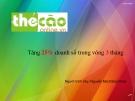 Thẻ cào online.vn