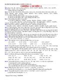 Bài tập tự luận hóa 11 chuẩn và nâng cao