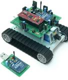 build a remote controlled  bot 0488