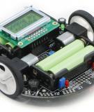 Hybrid Control Design for a Wheeled Mobile Robot