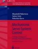 mechatronic servo system control m nakamura s goto and n kyura