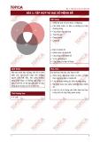 Bài 1: Tập hợp và đại số mệnh đề