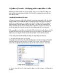 Quản trị Joomla - Sử dụng trình soạn thảo có sẵn